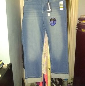 Angels Signature Skinny Ankle Jeans